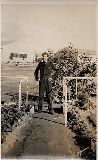 Alan in 1961