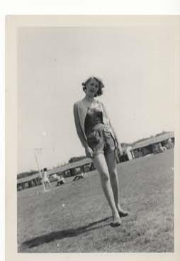 Maureen in 1961