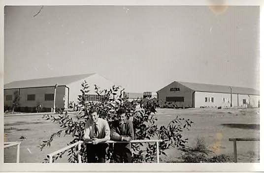 Alan Blake & Paddy 1961